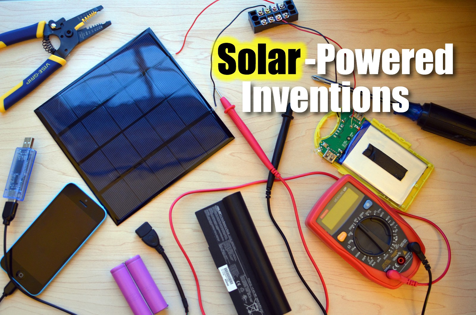 @Solar Powered Inventions-text