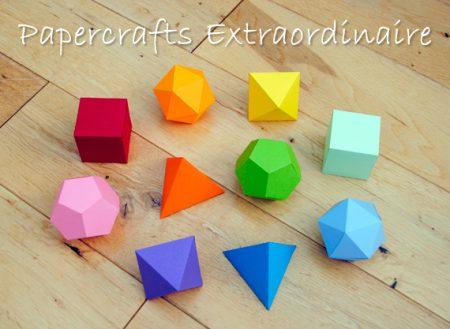 @Paper Polyhedra