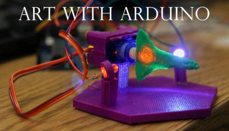 Art with Arduino