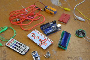 Art with Arduino