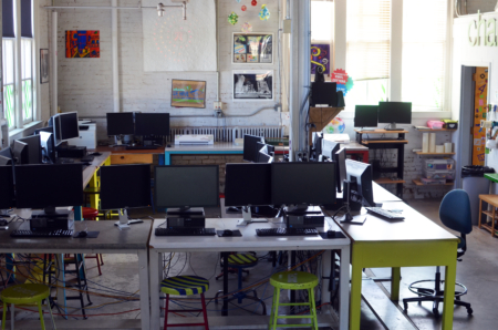 Desktop Computer Lab