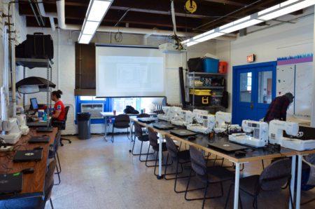 West Classroom