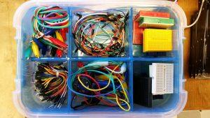 Electronics supplies
