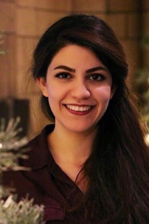 Farnaz Kabiri - Lab Assistant