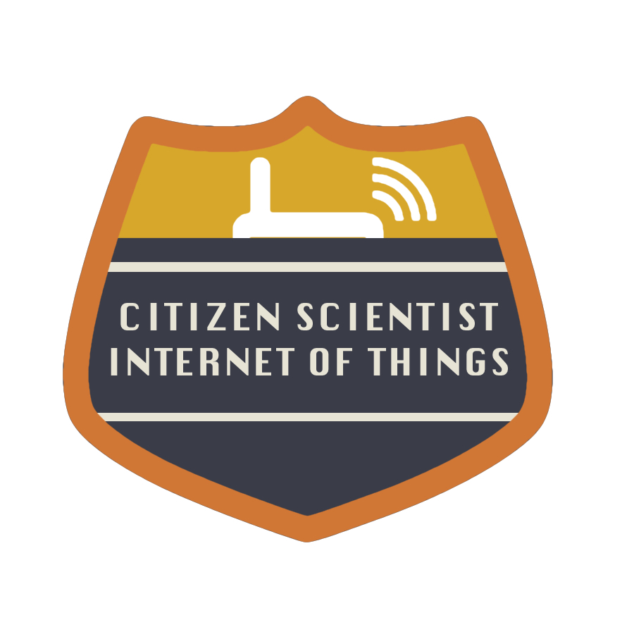 Citizen Scientist: Internet of Things