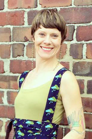 Lara Jobe - Lab Manager