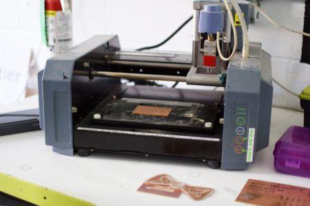 Roland Modela MDX-20 Circuit Board Milling Machine