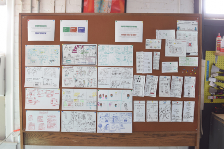 Storyboarding and Paper Prototyping
