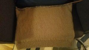 Sweater back 1