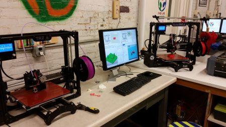 TAZ 3D printers