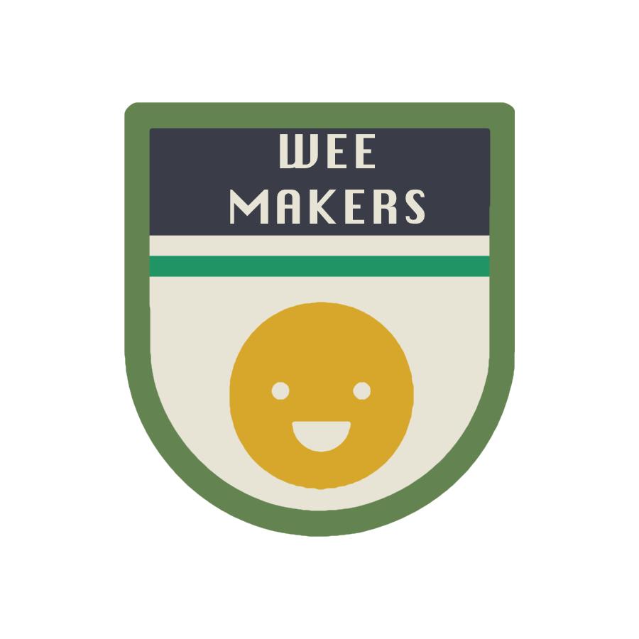 Wee Makers Cardboard Camp